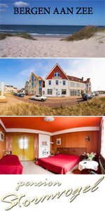 Pension in Bergen aan Zee